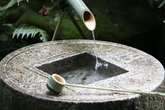 Ryoanji Temple in Kyoto (mrhayata) Tags: water japan geotagged temple kyoto zen creativecommons 京都 日本 ryoanji 京都市 京都府 mrhayata geo:lat=350346022 geo:lon=1357186628