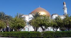 the side (I Love Q8) Tags: architecture mosque kuwait shuwaikh alnassar almarzouq centreforislamicmedicine
