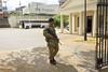 Img452040nx2_conv (veryamateurish) Tags: london westminster soldier army unitedkingdom military british guards sentry gurkha footguards householddivision birdcagewalk wellingtonbarracks