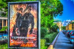 I'll be back! (Kev Walker ¦ 8 Million Views..Thank You) Tags: stpetersburg russia hdr 2015 kevinwalker