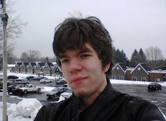 Selfie 2011 (macbofisbil) Tags: winter selfportrait snow selfie 2011