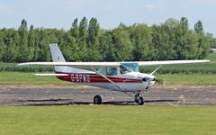 G-BPWG Cessna 150M (PlanecrazyUK) Tags: fly in cessna150m sturgate 070615 egcv gbpwg