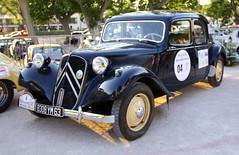 Citron - Traction (Thethe35400) Tags: auto car automobile voiture coche bil carro rallye princesse bll cotxe