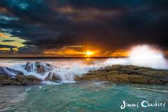 backwash-sunrise (jimmy.chadsey) Tags: nikon soft 9 lee 24mm nikkor filters asutralia d610 gnd f28d 3stop