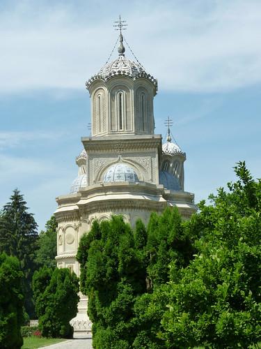 Curtea d'Arges - Mănăstirea Curtea de Argeș (7)