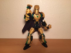 Firoz (SelfMOC) (xFlashDx) Tags: toy lego action technic figure bionicle 2015