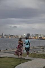Malecón desde el Hotel Nacional