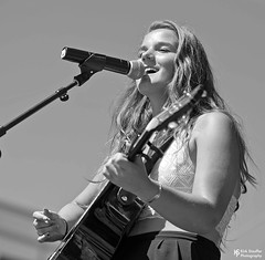 Jael Johnson @ Microsoft (Kirk Stauffer) Tags: show seattle lighting portrait bw musician music woman usa brown white playing black cute girl beautiful beauty lady female wonderful hair lights us amazing concert nikon women perfect long pretty tour play singing sweet guitar song feminine live stage gorgeous awesome gig great goddess young band adorable pop event wash precious sing singer indie attractive stunning acoustic vocalist wa perform brunette lovely fabulous venue darling vocals rb kirk petite stauffer glamorous lovable d4