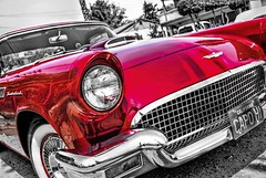 What's the word....Thunderbird (Joe Hengel) Tags: california red socal southerncalifornia orangecounty oc thunderbird theoc sanjuancapistrano capohi