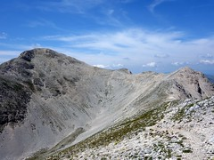 """Looking along the ridge to Monte Velino • <a style=""""font-size:0.8em;"""" href=""""http://www.flickr.com/photos/41849531@N04/19754500471/"""" target=""""_blank"""">View on Flickr</a>"""
