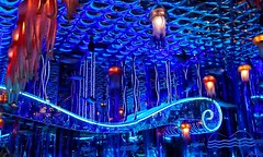 A ceiling to remember (Starkrusher) Tags: underwater nevada fantasy reno peppermill inthesea peppermillcasino