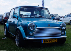 1994 Rover Mini 1.3 (peterolthof) Tags: mini rover sidecode5 hnpx10
