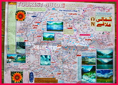 Tourist Guide Map Of Northern Areas (Naeem Ghauri) Tags: naran shogran siri paya trip naranvalley kaghanvalley road snow valley morning glacier village river kunhar cold weather clouds saif ul malook heaven earth nice houses trees camera green grass mountain landscapes image pakistan islamabad mansehra natural beauty golden top by naeem map northen award amazing beautiful 2010 flickr ghauri lahore lake saifulmaluk photo peshawer gilgit hunza china travel border gilgat k2 tourist guide northern areas neelum kalam shandoor sawat kelash chitral sakerdu sust sharda