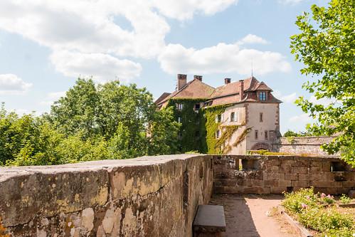 Le Château de La Petite-Pierre