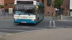 Arriva North West (St Helens), Plaxton Pointer 2 / Dart SLF 10.7m,  X251 HJA (2251) (NorthernEnglandPublicTransportHub) Tags: