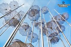 (Dimitris Tsitenidis Photography) Tags: coast photo outdoor umbrellas