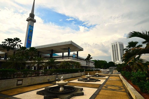 Thumbnail from National Mosque of Malaysia