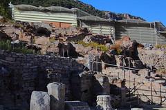IMG_446a7 (goaniwhere) Tags: ephesus ephesusturkey turkey ancientcity historicsite history rubble ruins grandtheatre libraryofcelsus mycenean