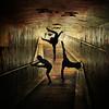 Confluence (Cameras and Dancers Series) (bethrosengard) Tags: bethrosengard photomanipulation digitallyenhanced photoart digitalmagic digitalart camerasanddancers