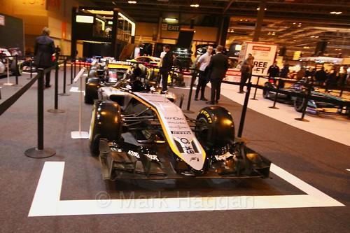 Autosport International Show 2017