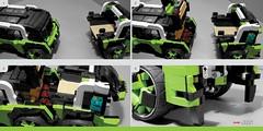 Audi Qi - transformation A (Veeborg) Tags: lego foitsop audi qi