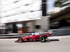 2016 Monaco GP Historique: Ferrari 312B3-009 (8w6thgear) Tags: 2016 monaco grandprix historique monacogphistorique ferrari 312b3 spazzaneve formula1 f1 portiers