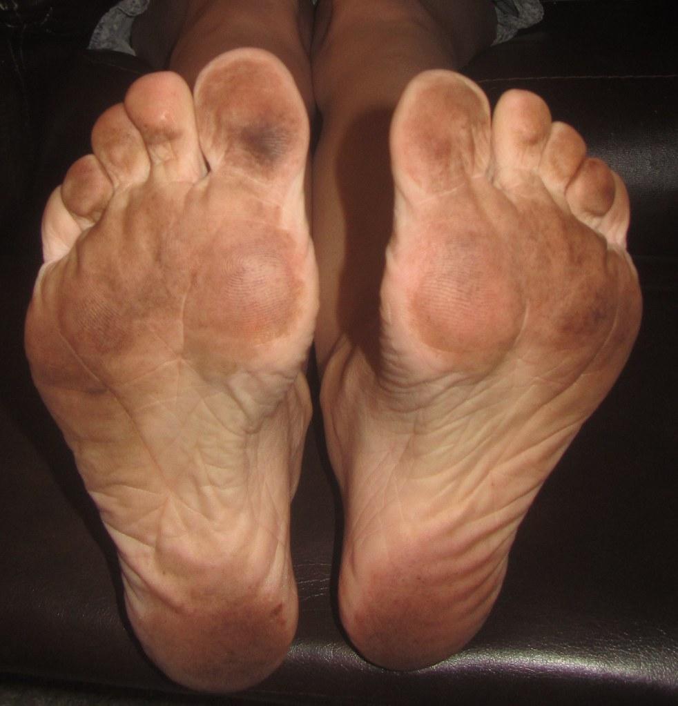 image Elizabeth townsend dirty feet 2