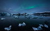 Jokulsarlon (Toni_pb) Tags: islandia iceland landscape longexposure nikon nightscape nikkor142428 night jokulsarlon glacierlagoon glacier lagunaglaciar glaciar d810 nocturna hielo ice aurora northernlight waterscape water tonipou paisaje