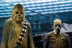 Han Solo & Chewbacca (JohnnyJangles) Tags: starwarsidentities starwars hansolo chewbacca chewie wookiee costumes