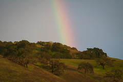 Our Pot of Gold (Life_After_Death - Shannon Renshaw) Tags: rainbow field hills land sky color colors rain bow weather pot gold canon canoneos canoneos50d 50d eos dslr canondslr eosdslr canoneos50ddslr landscape outdoors outdoor wallpaper