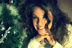 (..*SiMo*..) Tags: girl woman francesca volto viso face donna natale christmas