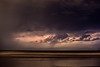 Lightening flashing through the clouds (heitorpergher) Tags: nuvem céu ao ar livre sky lightening beach storm nikkor 35mm f18 nikon 5200 tempestade long exposure longa exposição tripé oceano mar bombinhas bombas brazil santa catarina chuva