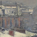CAILLEBOTTE Gustave,1878 - Toits sous la Neige (Orsay) - Detail 38
