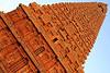 Brihadeeswarar Temple 273 (David OMalley) Tags: india indian tamil nadu subcontinent chola empire dynasty rajendra hindu hinduism unesco world heritage site shiva brihadeeswarar temple rajarajeswara rajarajeswaram peruvudayar great living temples vimana architecture canon g7x mark ii canong7xmarkii powershot canonpowershotg7xmarkii g7xmarkii