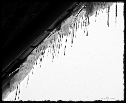 Eis-Gardinen