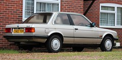C322 TDX (Nivek.Old.Gold) Tags: 1986 bmw 316 2door stocks ipswich 1766cc