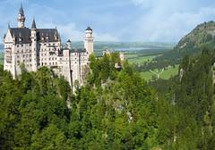 Castillo de Neuschwanstein (www.webdejaime.com) Tags: walt disney castillo de neuschwanstein webdejaime alemania germany