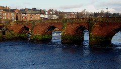 Bridge Over The River Dee Chester 2017 (mrd1xjr) Tags: bridge over the river dee chester 2017