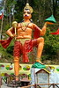India - Sikkim - Legship - Shiv Mandir Hindu Temple - Hanuman - 23