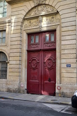 Rue du Bac - Paris (Sergio Zeiger) Tags: paris frança du rue bac
