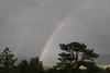 Double Rainbow - Buena Vista (Ernie Orr) Tags: buenavista bv colorado rainbow rainbows bobrussell russell rmrussell