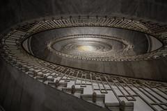 Universe (michael_hamburg69) Tags: napoli neapel naples italy italia italien campania treppenhaus stairway staircase stairs cagedescalier escalera vanoscala trombadellescale gabbiadellescale lóutījiān corkscrewstairs flightofwindingstairs helicalstair spiral escaleraespiral viagaetanofilangeri37 palazzomannajuolo architektur architecture 19091911 scala elicoidale giuseppemannajuolo jugendstil artnouveau stilefloreale stileliberty universe architetto architect architekt giulioulissearata