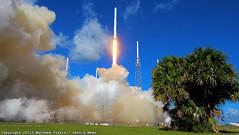 "SpaceX Falcon 9 / Dragon CRS-7 Launch • <a style=""font-size:0.8em;"" href=""http://www.flickr.com/photos/12150483@N04/19303782052/"" target=""_blank"">View on Flickr</a>"