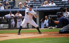 Rays vs. Yankees: 7/5/2015 (apardavila) Tags: sports baseball yankeestadium newyorkyankees mlb majorleaguebaseball brettgardner