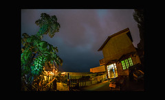 incrédulo papayo (creonte05) Tags: sky night clouds noche nikon cielo nubes 8mm 2015 iloca largaexposicion d7100 eduardomiranda