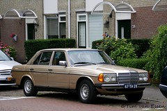 Mercedes-Benz 200 (timvanessen) Tags: automatic lpg aut automaat 67ya28