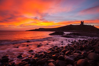 Red Dawn - Northumberland