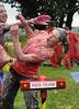 Gooey face smear (Mrsuperpants) Tags: mess messy slime gunge
