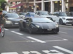 Lamborghini Aventador (Harry3099) Tags: cars sports mercedes martin lotus super ferrari monaco porsche audi lamborghini sunbeam bentley maserati aston sportscar tvr sportscars supercars jagar