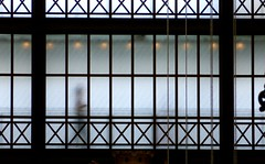 Through the Glass (Leonce Markus) Tags: paris art museum muse orsay musedorsay orsaymuseum